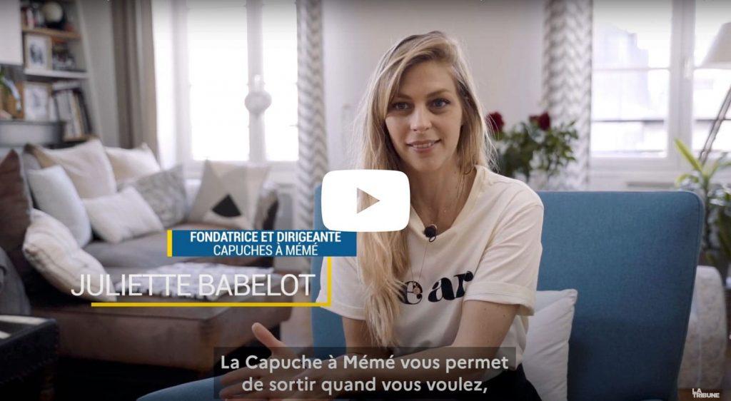 Capuche Paris - Histoires d'entrepreneurs par Stéphane Bern