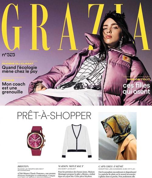 Capuche Paris - Grazia