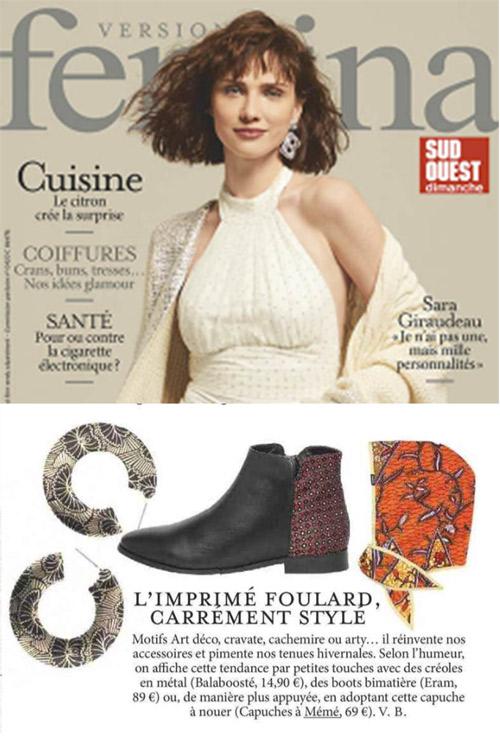 Capuche Paris - Version Femina