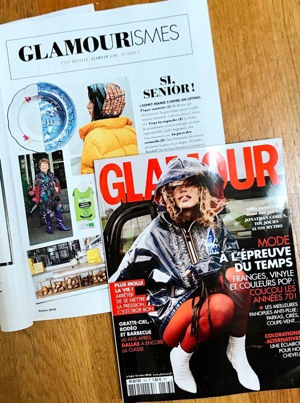 Capuche Paris - Glamour