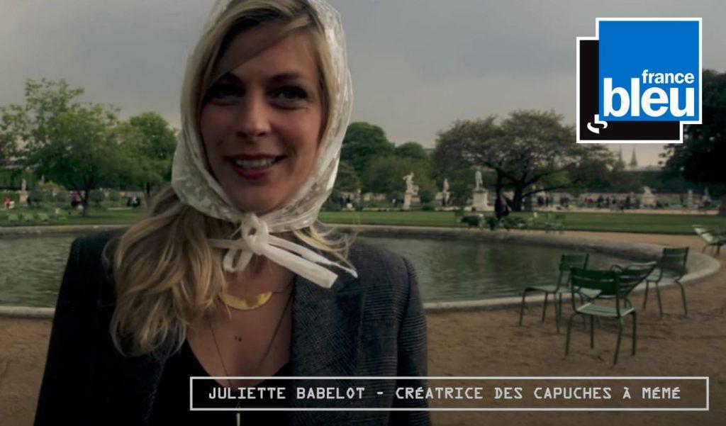 Capuche Paris - France Bleu - Une heure en France