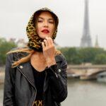 Capuche Paris - Printed Hood Capsule DHL